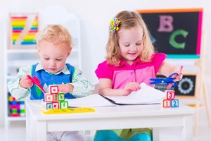 Preschool programs at First Path Daycare Center